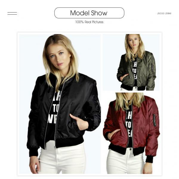 Fashion Bomber Jacket Women Long Sleeve Basic Coats Casual Thin Slim Outerwear Short Jackets